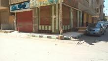 للبيع بدروم لكافة الأغراض155 متر بشلبى محافظة المنيا