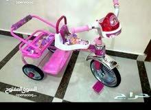 دراجة اطفال مقعدين