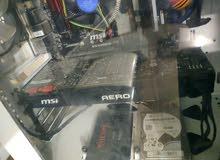 للبيع كارت شاشة Msi Gtx1080 aero او مراوس