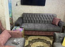 شقه مفروشه لليجار تقع في شارع فلسطين