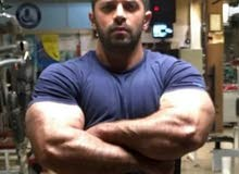 I'm mehran I'm from iran I'm now living muscht I'm coach bodybuilding &fitness