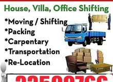Doha Movers Packers / Carpenter / Transportation / Furniture Fixing