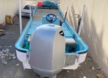 قوارب مع محرك للبيع في ع مان