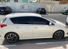 Toyota Corolla IM sports Hatch back 2018 1.8L