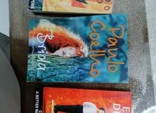 novels and motivation books