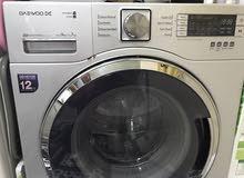 automatic washing machine 95%  dryers