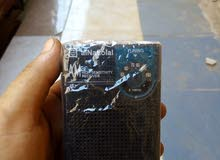 لسماع القران الكريم راديو جيب ناشيونال ماليزي اصلي نادر  جدا حجم صغير ورائع جداً