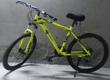 دراجة المنيوم حجم 26