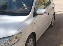 سلام عليكم كورلا موديل 2009 خليجي رقم بغداد مكفوله السياره محرك 1800. موصفات فتح