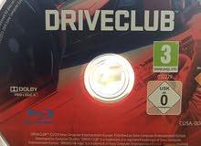 للبيع driveclub .