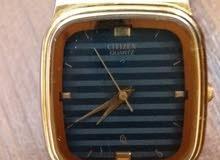 سيتزن ساعة يابانية .