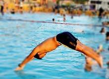 تعليم السباحة