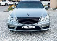 Mercedes E300 AMG 2012 GCC full option panorama