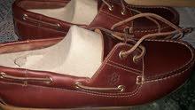 حذاء اصلي لمبرجاك اللون بني