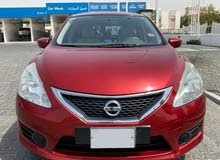 Nissan Tiida SV 2016 in Mint Condition