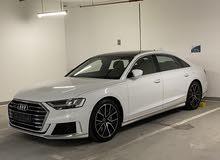 Audi A8 L 2019 under warranty