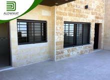 شقة ارضية للبيع في الجبيهة بمساحة 150 م