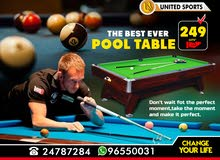 The Best Ever Pool Table