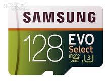 Samsung EVO SD Card 128, 256