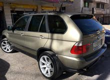 BMW X5 car for sale 2004 in Amman city