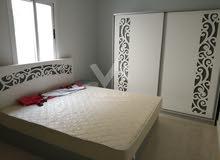للإيجار شقة في داركليب من غرفتين وحمامين