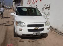 White Chevrolet Uplander 2008 for sale