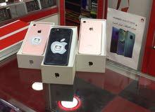 iPhone 7 مستعمل بحاله الجديد مع ضمان ابل 0797072998 ايفون