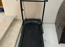treadmill & abdominal exercise machine
