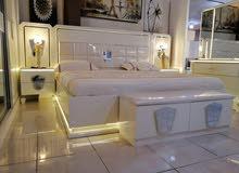غرفة نوم مودرن كلاسيك لعشاق الفخامة