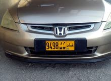 For sale 2004 Gold Accord