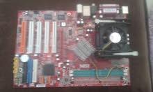 لوحة MSI DDR1 بالمعالج