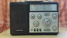 للبيع راديو جرونديغ نادر فرصة مميزه