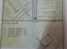 أرض سكنية للبيع.. بدبد الفرفاره. تم تخفيض السعر. سبب لبيع ضروف