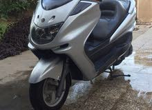 Yamaha motorbike for sale made in 2012