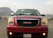 Red GMC Yukon 2007 for sale