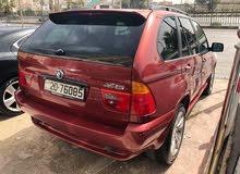 BMW x5 بحاله جيده جدا وبسعر مغري