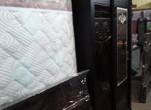 سرير 120سم مصنوع من الكونتر تشطيب سوبر