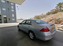 هوندا أكورد 2006 خليخي بحالة ممتازة / Honda Accord 2006, good condition