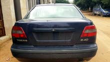 Volvo S40 car for sale 2001 in Tripoli city