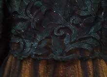 قفطان شبه جديد اللون ازرق ملكي