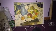 Paul Cezanne replica painting لوحة مرسومة يدوياً
