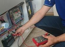 مهندس کهرباء و صيانة معدات الكهربايية