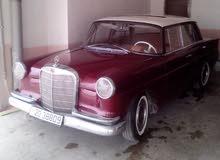 سياره مرسيدس كلاسيك 190 موديل 1965