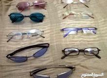نظارات طبيه وشمسيه للبيع بالجمله
