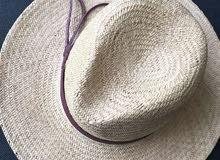 Straw hat large
