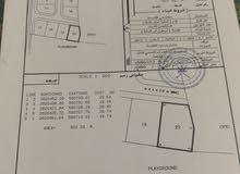 للبيع ارض سكنية كورنر في بركاء منطقة الجحيلة