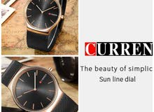 للبيع ساعة رجالية CURREN