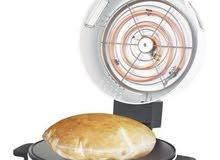 خبازة الخبز العربي الكهرباءيه
