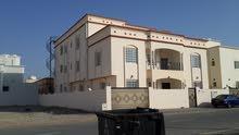 شقة للايجار العامرات المرحلة الثانية بالقرب من مسجد الشكور ب 220
