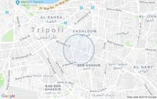 محل في بن عاشور ايجار بناء جديد جنب شيل الاول في بن عاشور 26متر